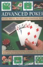 advanced poker rules skill tactics  strategic play book cover