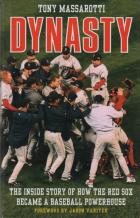 dynasty inside story of how red sox became a powerhouse book cover