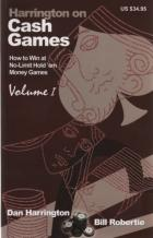 Harrington on Cash Games Volume 1 | Best Cash Games Poker Books