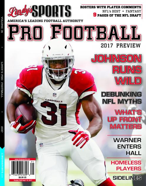 Lindy' 2017 Pro Football Preview